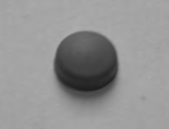 11456, Vent, Gray, Screw Cover, Pop-On
