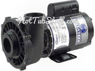 10448, PUMP, 5.0 HP, 220V, 60HZ, 2 SPEED, BLUE WET END, 56 FRAME, 8FT CORD WITH RED MINI J&J END