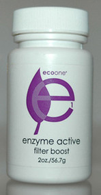 ecoONE® Enzyme Active Filter Booster