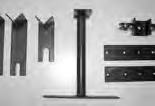 11560-Mounts, TV & Speaker, 1 Set Mount