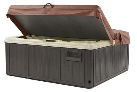 Topsail hot tub cover