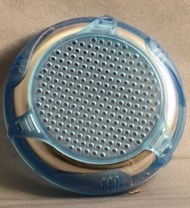 "14645-Stereo, Speaker Cover, Custom SS, BL Blue, 2"" tweeter, 2011"