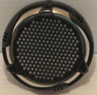 "14646-Stereo, Speaker Cover, Custom SS, 2"" Tweeter, 2010"