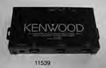 11539-Stereo, Kenwood, Audio Controller
