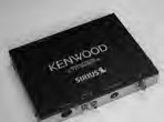 11546-Stereo, Kenwood, Sirius Satellite