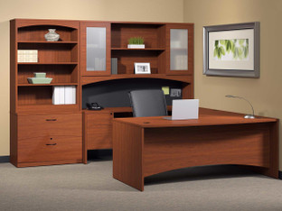 PRIVATE_OFFICE-GlassHutch-Lateral-Bookcase-ko