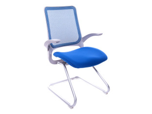 OFW Aprilia Blue Guest Chair