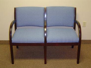 Used Inventory 20080110 Guest Chair Pair