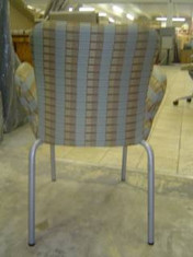 Used Inventory 20080111 Fabric Side Chairs