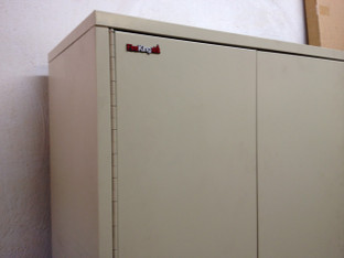Used-Inventory 20121007-Fireking Fireproof Cabinet