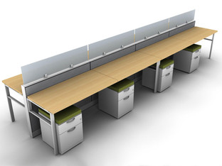 OFW Design Benching Workstation 8-Pack