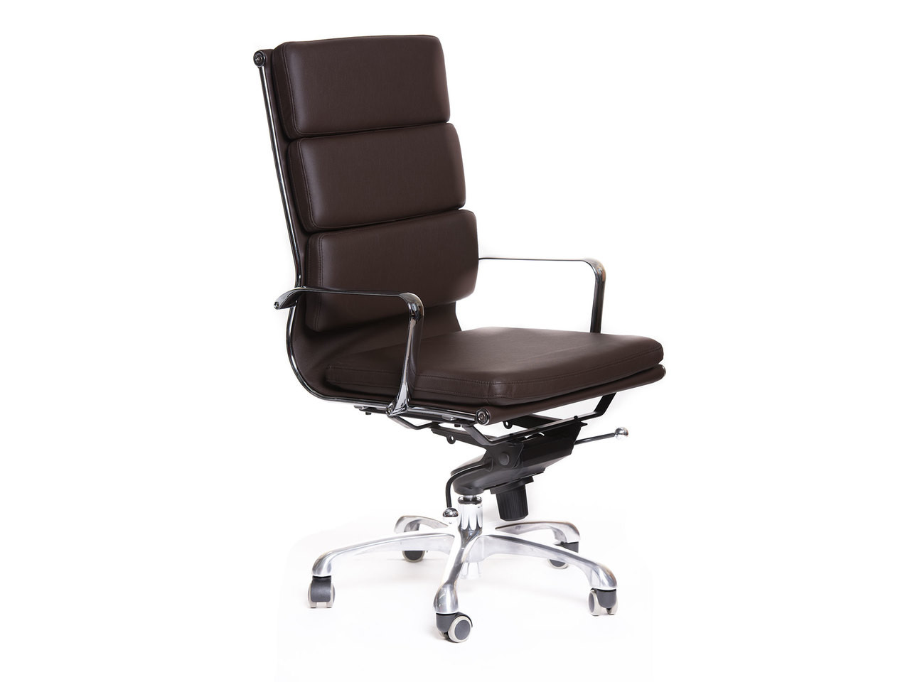 Excellent Ofw Bari Hb Executive Chair Espresso Office Furniture Pabps2019 Chair Design Images Pabps2019Com