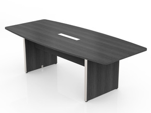 OFW VL Boat-Shaped Conference Table 96""