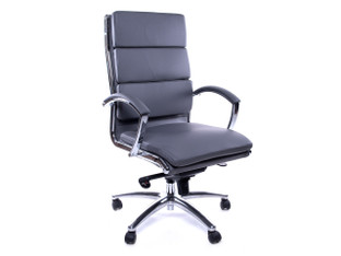 OFW Prato HB Gray Executive Chair