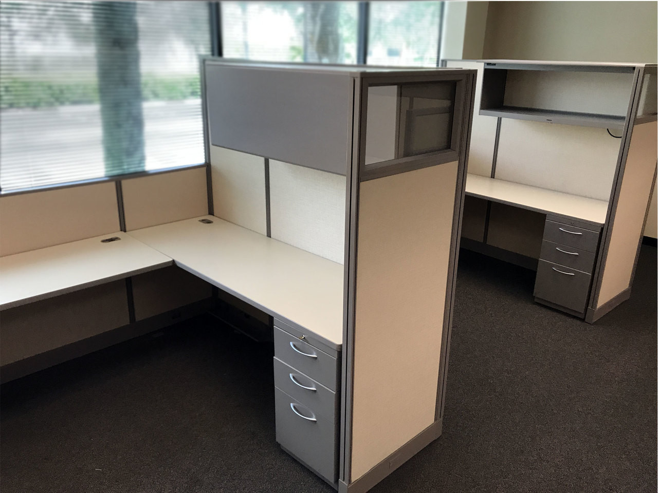 Po Sys 0002 Hon Cubicles 8 X 6 Office Furniture Warehouse