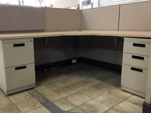 (PO-SYS-0006) Cubicle Workstations - 6' x 6'