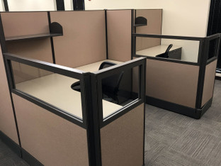 (PO-SYS-0009) Generic Cubicle Workstations - 7' x 6'