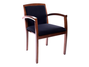 Cherryman Chair-32 Espresso Guest Chair