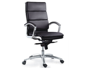 OFW Prato HB Black Executive Chair