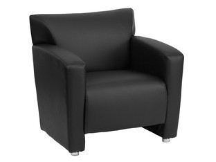 Bostonian Club Chair Black