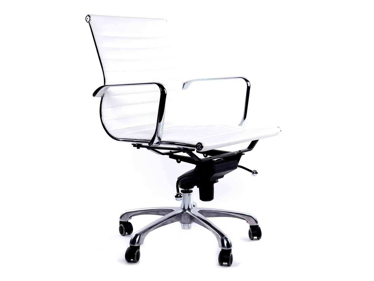 OFW Messina MB Executive Chair White - Office Furniture ...