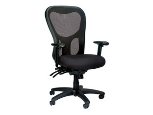 Eurotech Apollo High-back Multi-function With Seat Slider
