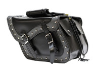 "14"" W 2 PC WATERPROOF SADDLEBAGS TOUR SET ZIP-OFF - D16"
