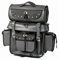 WATERPROOF SISSY T BAR & BARREL GRAY TOUR BAG SET - D31