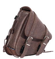 SINGLE SIDED SWING ARM BROWN SOLO BAG - DA4