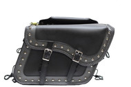"16"" W x 10"" H WATERPROOF SADDLEBAGS ZIP-OFF 2PC - D02"