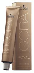 Igora Royal Absolutes Permanent Anti-age Color Creme 60ml