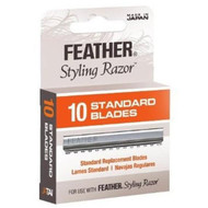 Feather Styling Blades 10 Pack