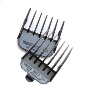 Plastic Clipper Attachment Combs