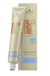 Blond Me Bleach & Tone tints 60ml
