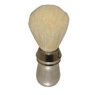 Shaving Brush Pennello 104 Chrome Look