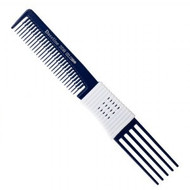 Blue Celcon 301R Plastic Teasing Comb