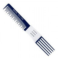 Blue Celcon 302R Plastic Teasing Comb