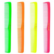 Krest Cleopatra No 400 Neon Coloured Cutting Comb