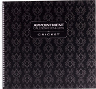 Cricket 6 Column Appointment Book 130 pages