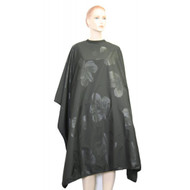 All Purpose Black Cape with Studs (DH3023)