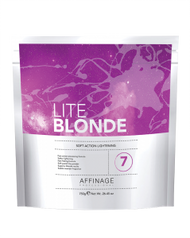 Affinage Lite Blonde Bleach 7 Levels of Lift 750g