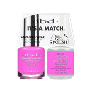 IBD Gel Polish & Lacquer  Duo - Chic to Chic