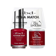 IBD Gel Polish & Lacquer  Duo - Breathtaking