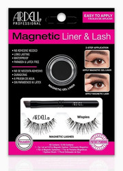 Ardell Liner & Magnetic Lashes Wispies