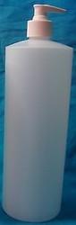 1 Litre Empty Bottle with Pump
