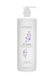 Affinage Blonde Toning Treatment 1Ltr