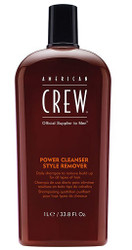 American Crew Power Cleanser Style Remover Shampoo 1Ltr