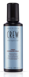 American Crew Fiber Grooming Foam 200ml