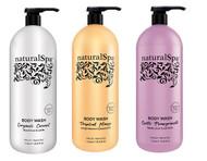 Natural Spa Body Wash 1Ltr