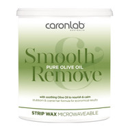 Smooth & Remove Pure Olive Oil Strip Wax 800g